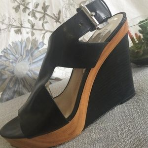 Michael Kors Josephine Wedge Platform Sandal